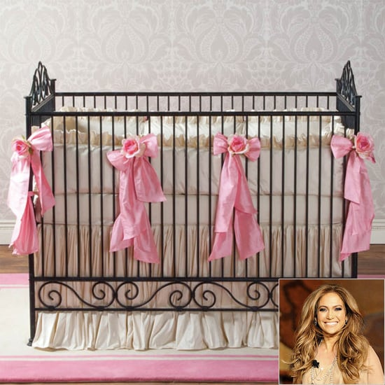 Jennifer Lopez: Bratt Decor Casablanca Crib ($690)