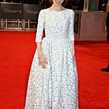 Sally Hawkins at the 2014 BAFTA Awards.