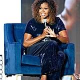 Michelle Obama at the 2019 Essence Festival