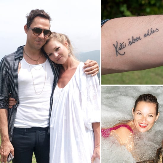 Kate moss and jamie hince tattoo pictures popsugar celebrity for Kate moss tattoo