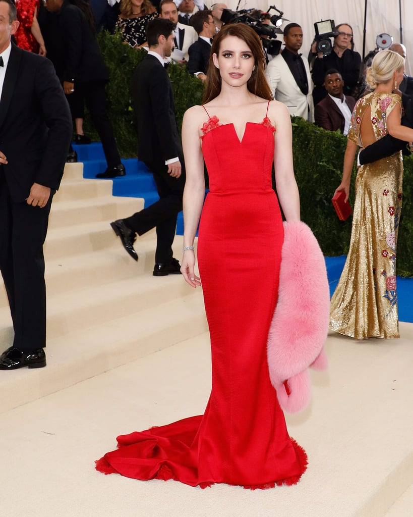 Best Red Dresses at Met Gala 2017