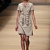 2011 Spring Paris Fashion Week: Alexis Mabille