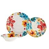 Watercolor Floral Melamine Dinnerware
