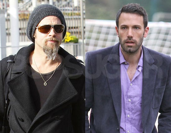Est-ce que la barbe de Brad Pitt est plus sexy que celle de Ben Affleck?