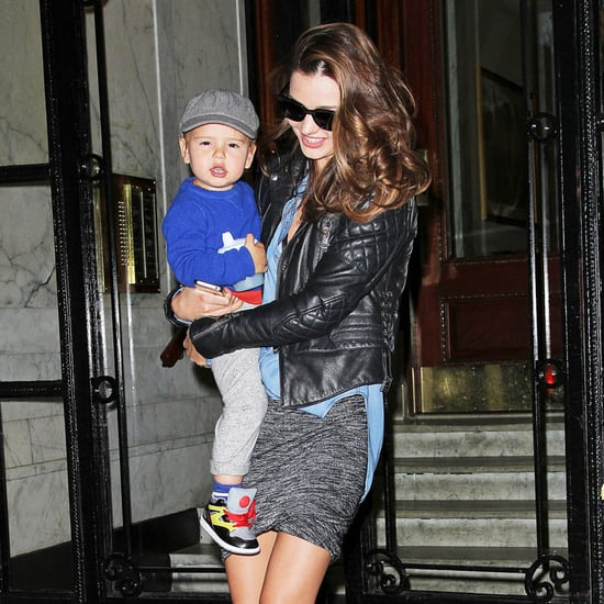 Miranda Kerr and Flynn Bloom in NYC | Photos
