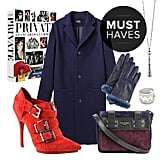 We've officially hit the limbo month of Fall: too cold to go without tights or a scarf, not cold enough to break out the big guns. So what to do? POPSUGAR Fashion has scoured the best stylish sources for the ultimate Fall-to-Winter transitional pieces and some other fashionable favorites to keep you looking your best, no matter the condition. Happy shopping!