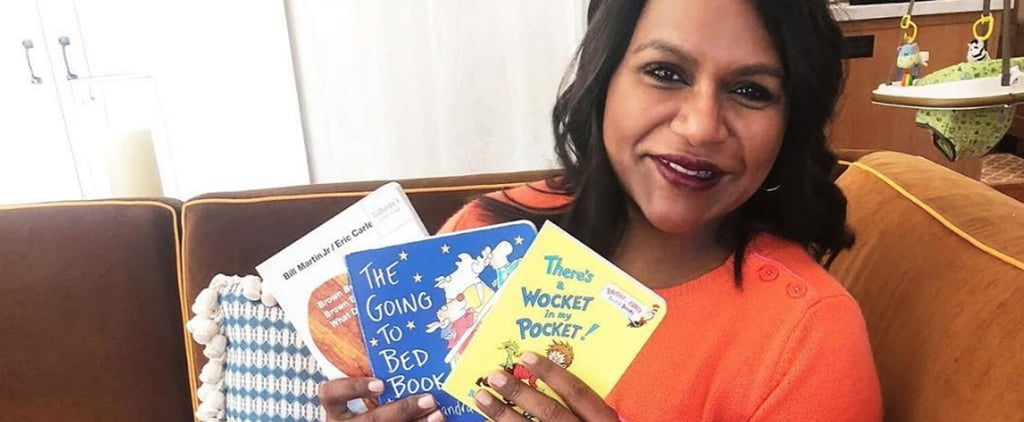 Mindy Kaling's Favorite Board Books For Babies