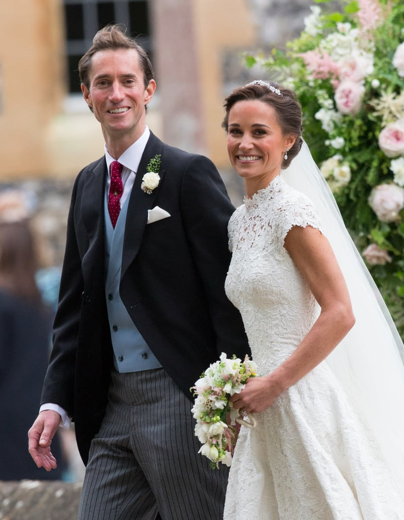 Pippa Middleton's Wedding Ring