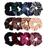 Whaline Velvet Hair Scrunchies