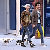 In the Spotlight: Agyness Deyn and Doggies