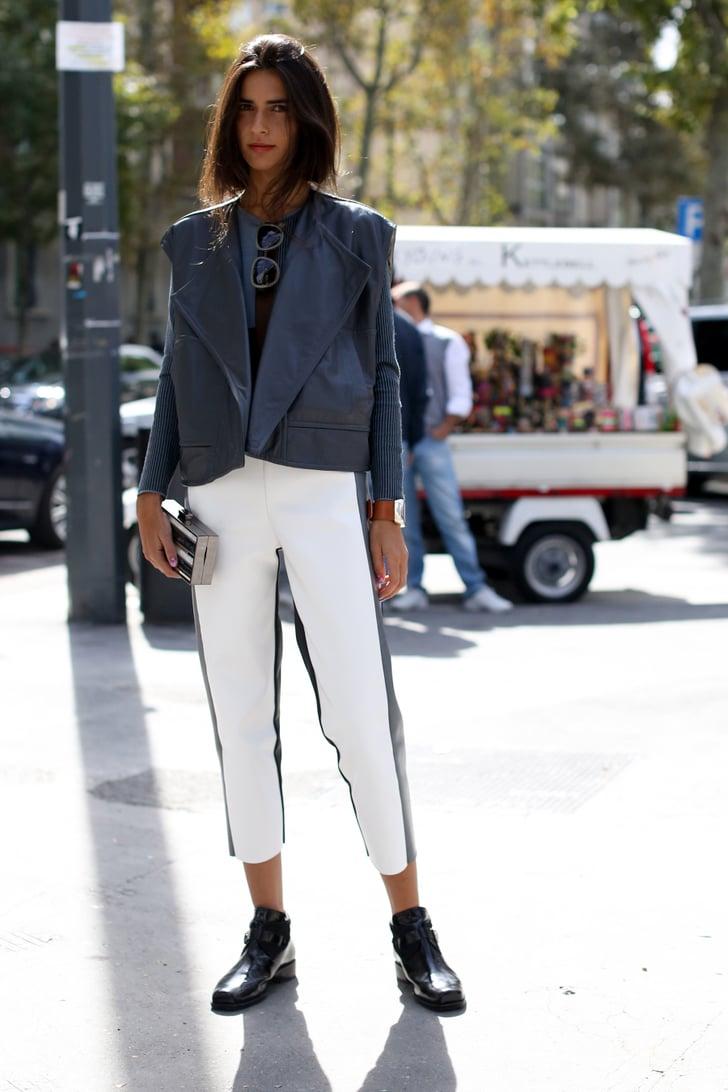 The modern minimalist take on casual.