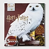Target's First Harry Potter Sock Advent Calendar Features a Hedwig Cover