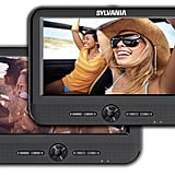 """Sylvania 7"""" Dual Screen Portable DVD Players"""