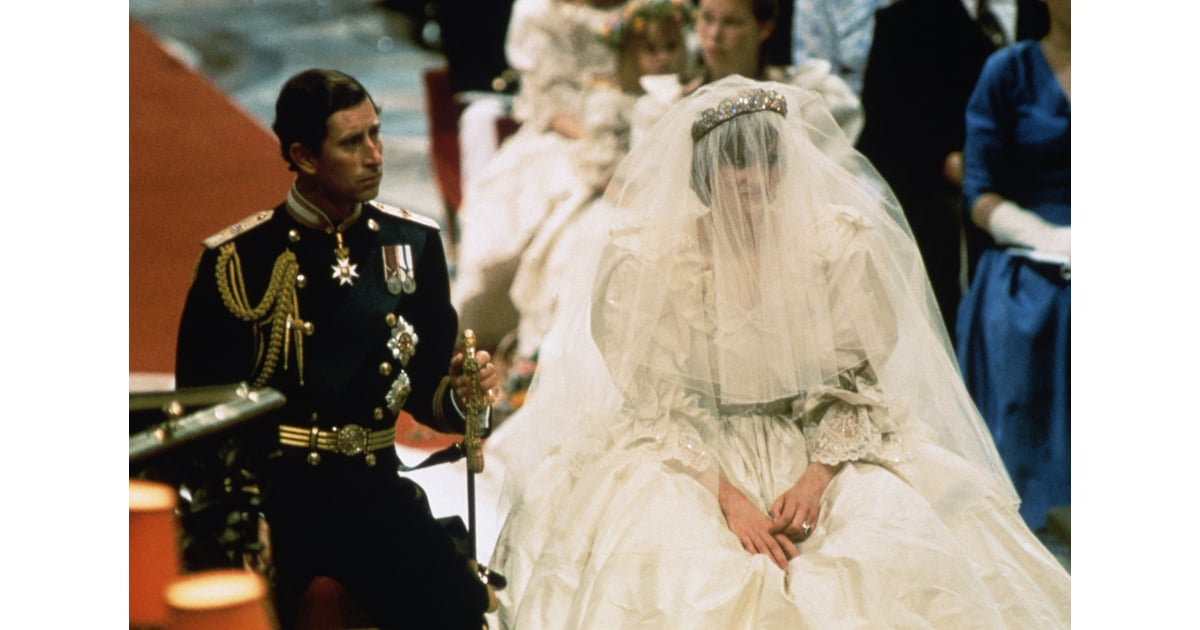Her Wedding Dress Had The Longest Train In Royal History