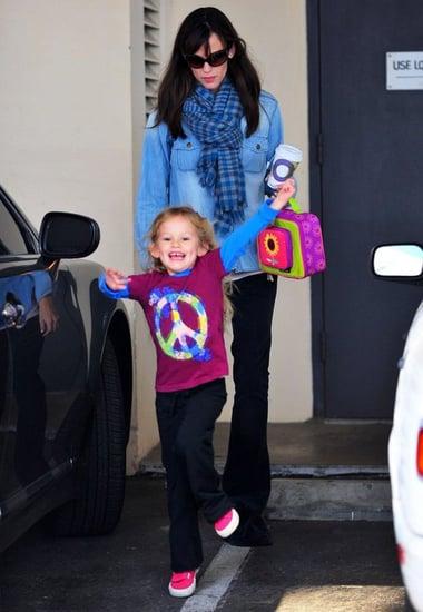 Lil Links: Oh Happy Day For Violet Affleck