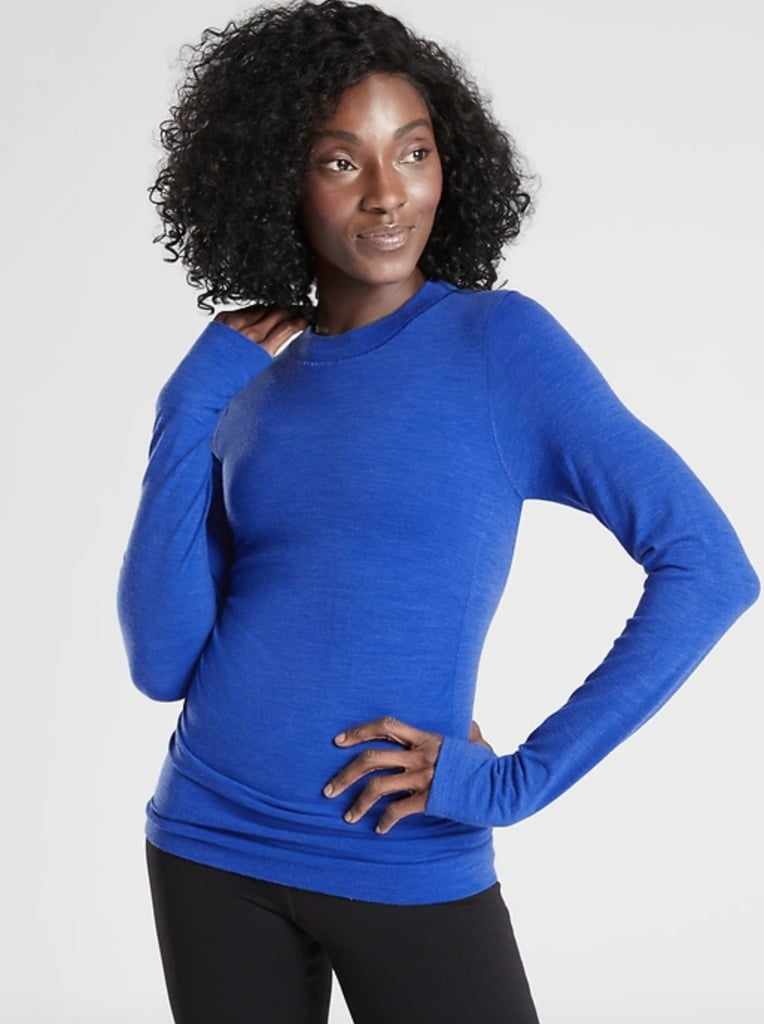 4. Foresthill Merino Wool Ascent Top