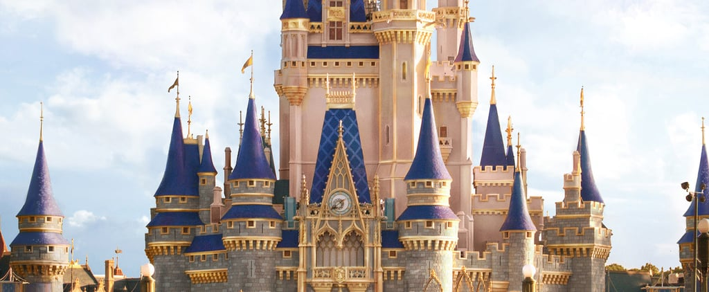 Cinderella's Castle at Disney World Is Getting a Makeover!