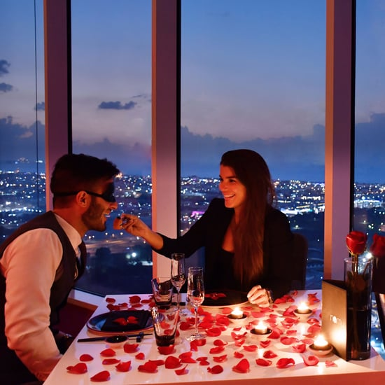 W Hotel Dubai Korean Valentine's Day