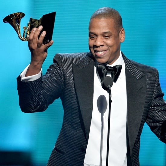 Jay Z 2014 Grammy Awards