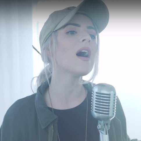 "Madilyn Bailey Covers Ed Sheeran's ""Shape of You"""