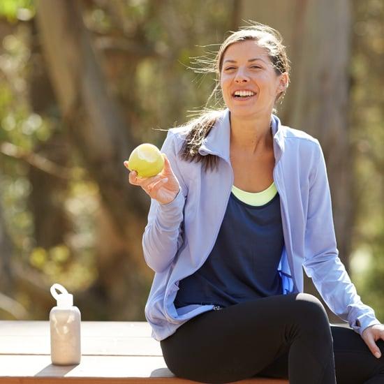 Was kann man vor und nach dem Sport essen