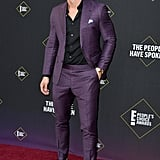 Tyler Cameron at the People's Choice Awards