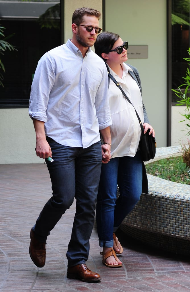 Ginnifer Goodwin and Josh Dallas Celebrate Big News
