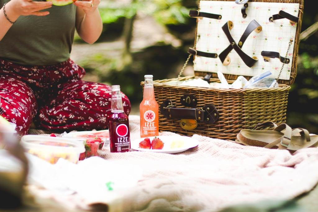 Enjoy a healthy picnic.