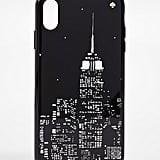 Kate Spade New York Glow in the Dark Skyline iPhone XS Max Case