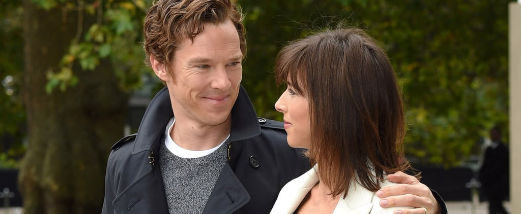 22 Pictures of Benedict Cumberbatch and Sophie Hunter's Most Loved-Up Moments