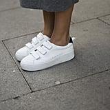 The Velcro Sneaker