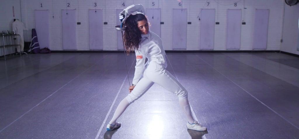 Natalie Vie Fencer Interview