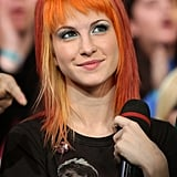 Hayley Williams Hair Color Line