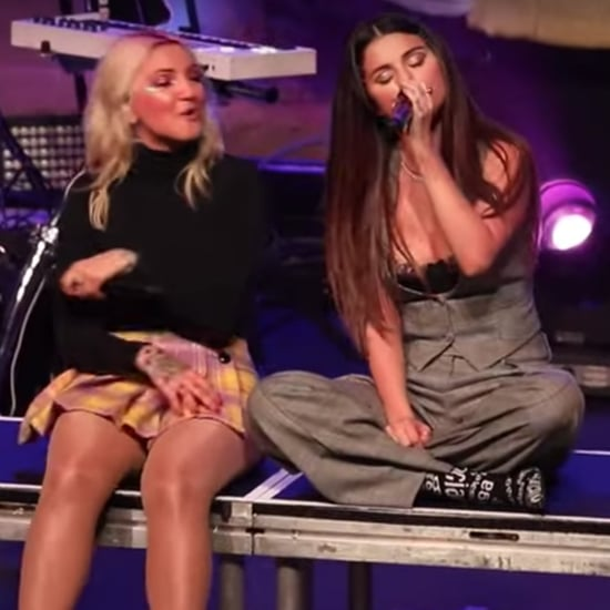 """Selena Gomez and Julia Michaels Performed """"Anxiety"""" Together"""