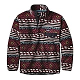 Patagonia's Lightweight Synchilla Snap-T Fleece Pullover ($99)