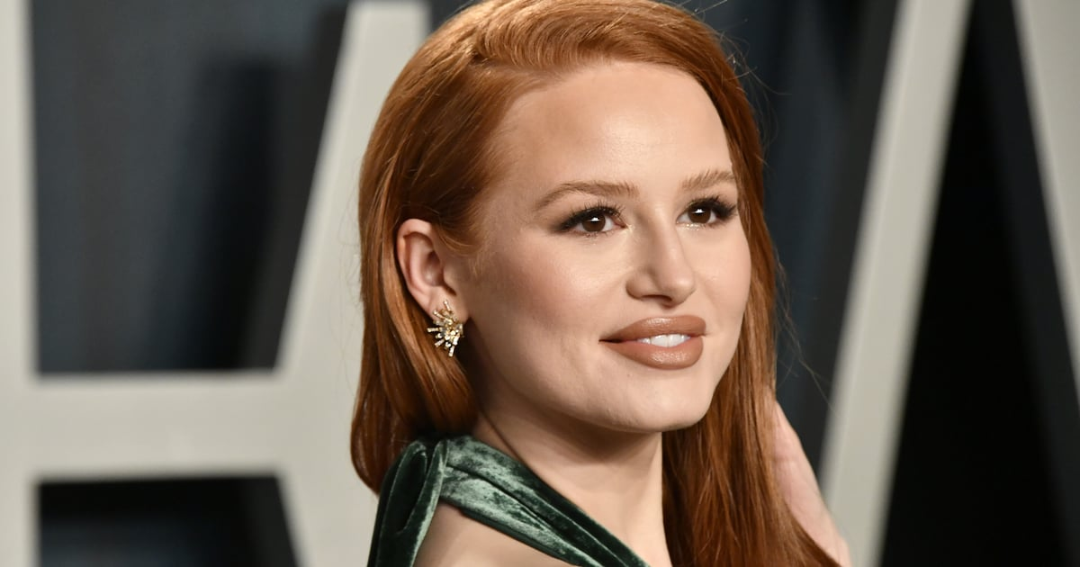 """Madelaine Petsch Has Some News: """"Surprise I'm Blond Now"""".jpg"""