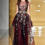 We Were Stunned by Her Princess-Like Look at Reem Acra