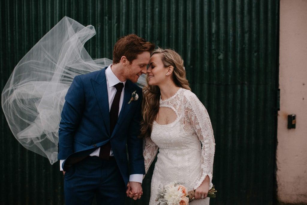 Editor\'s Irish Wedding Dress | POPSUGAR Fashion