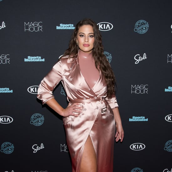 Ashley Graham at Fashion Week Fall 2018