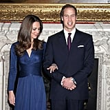 Kate Middleton's Issa Engagement Dress
