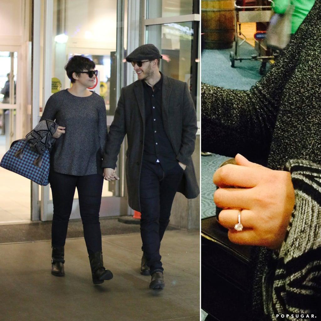 Ginnifer Goodwin's Engagement Ring | Photos