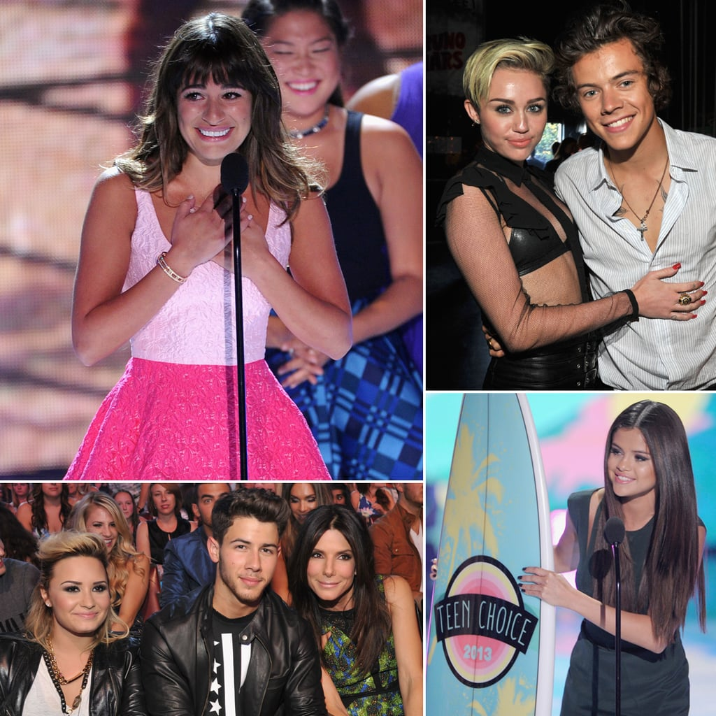 Teen Choice Awards 2013 Pictures