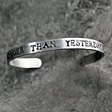 Motivational Bracelet
