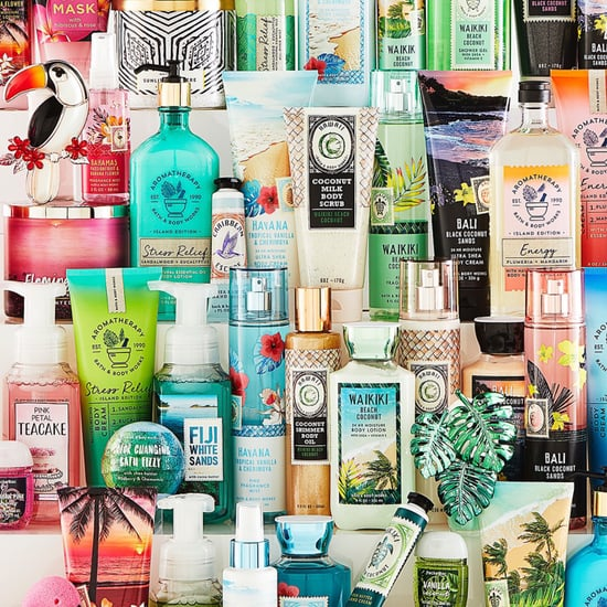 Bath and Body Works Spring Fragrances 2019