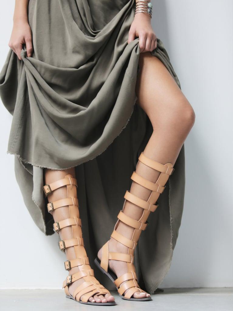 e40c6cb4914 Faryl Robin + Free People Republik Vegan Leather Sandal
