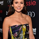 Nina Dobrev and Michelle Dockery Hit a Pre-SAG Awards Party