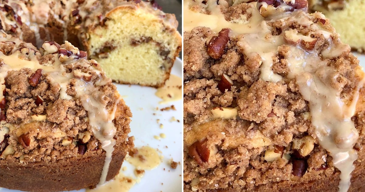 Ina Garten's Sour Cream Coffee Cake Recipe For Beginners Is Comfort Food at Its Sweetest