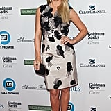 Julianne Hough walked the red carpet at the 2011 Promise Gala.