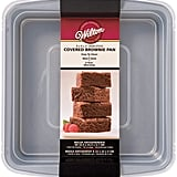 Wilton Recipe Right Non-Stick Square Brownie Baking Pan