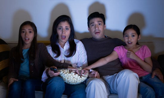 Children Are More Scared When They Watch TV With Their Parents